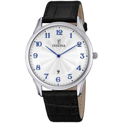 Montre Homme Festina Classic Leather F6851/2