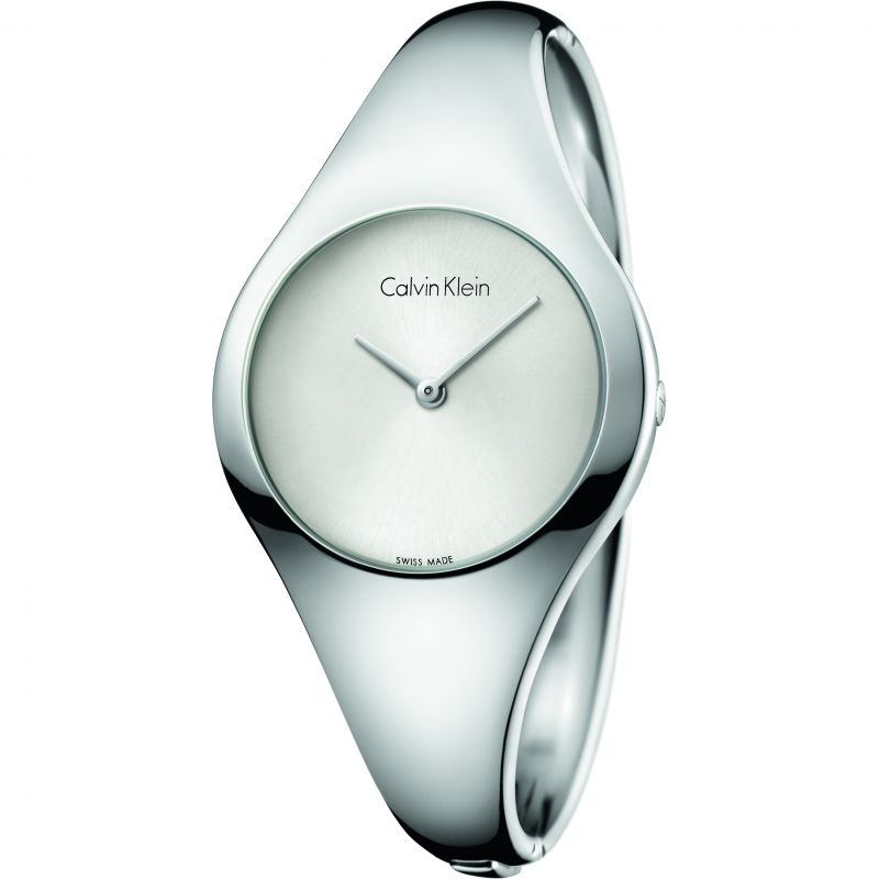 Ladies Calvin Klein Bare Medium Bangle Watch