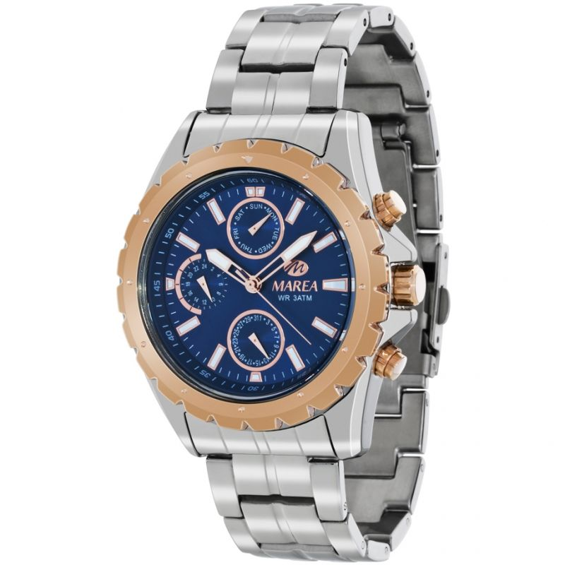 Mens Marea Multifunction Watch B54056/4