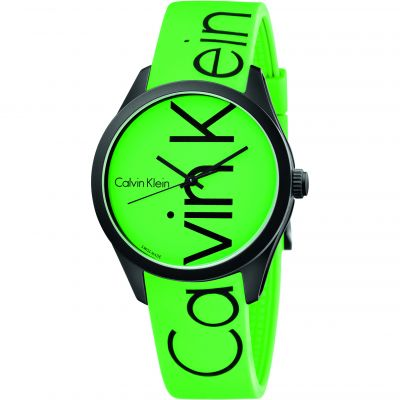 Unisex Calvin Klein Colour Watch K5E51TWL