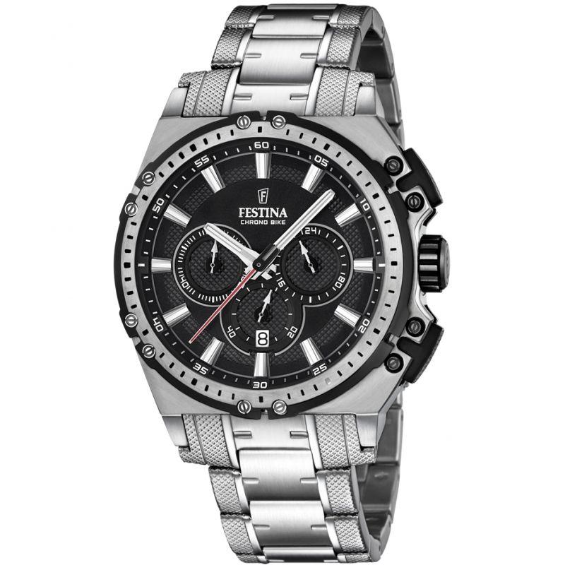 Mens Festina Chronobike 2016 Chronograph Watch