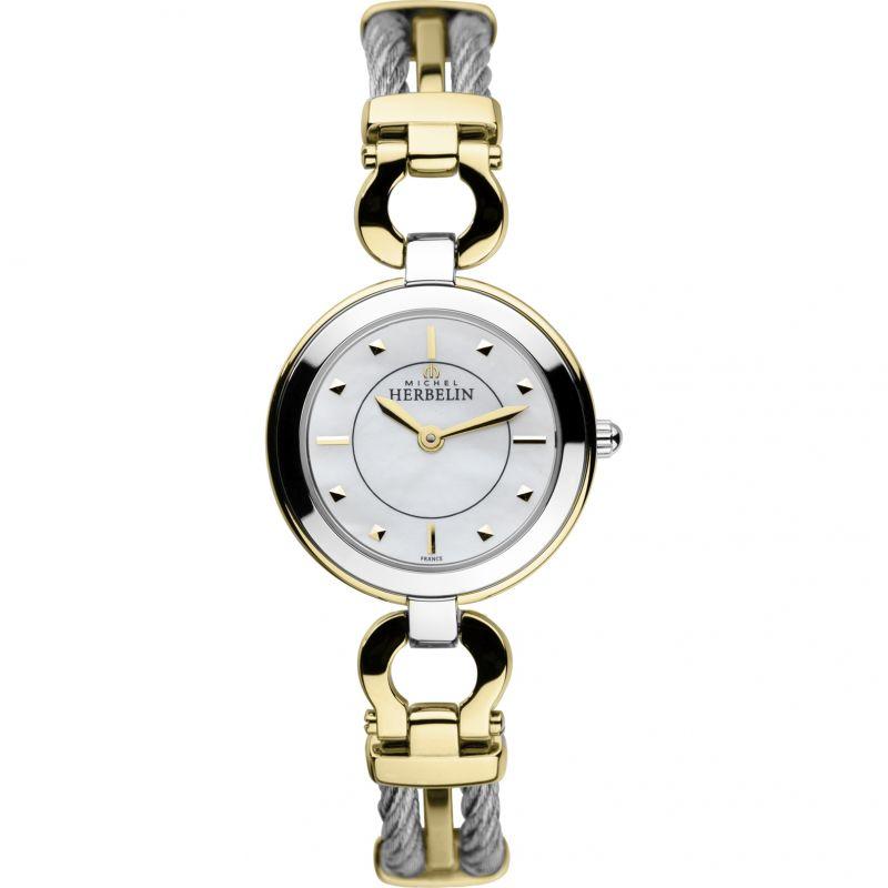 Ladies Michel Herbelin Cable Maxi Watch