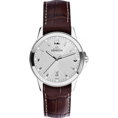 Mens Michel Herbelin Watch 12250/12MA