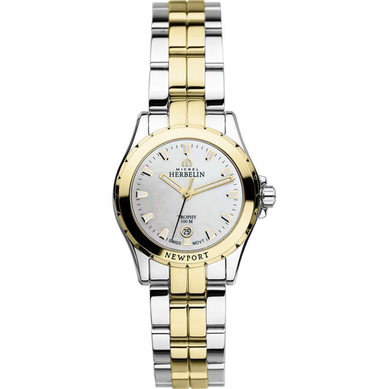 Ladies Michel Herbelin Newport Trophy Mini Watch