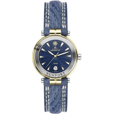 Ladies Michel Herbelin Newport Watch 14255/T35