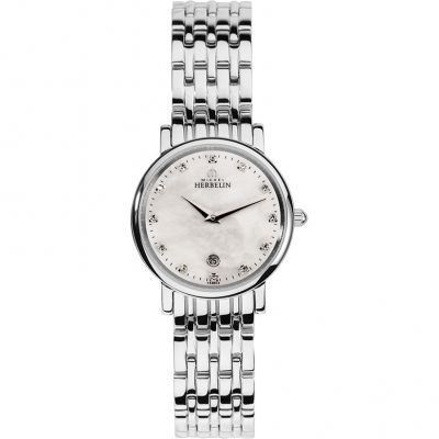 Ladies Michel Herbelin Epsilon Watch 16945/B59