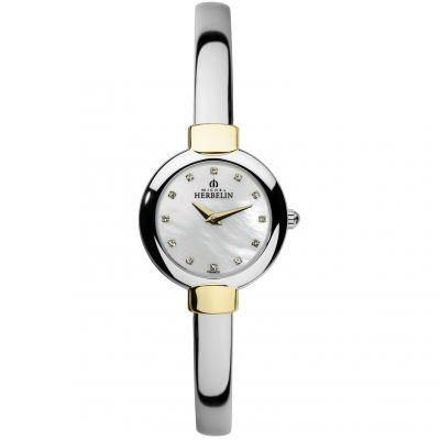 Ladies Michel Herbelin Salambo Watch 17410/BT59