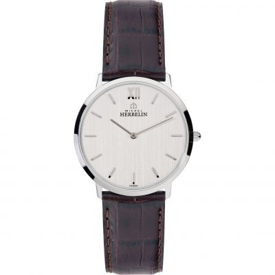 Mens Michel Herbelin Ikone Watch 17415/12MA