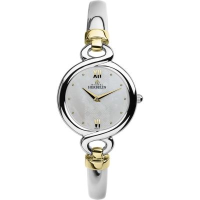 Ladies Michel Herbelin Watch 17435/BT19