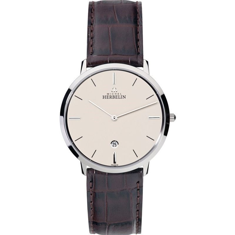 Mens Michel Herbelin Ikone Grande Watch
