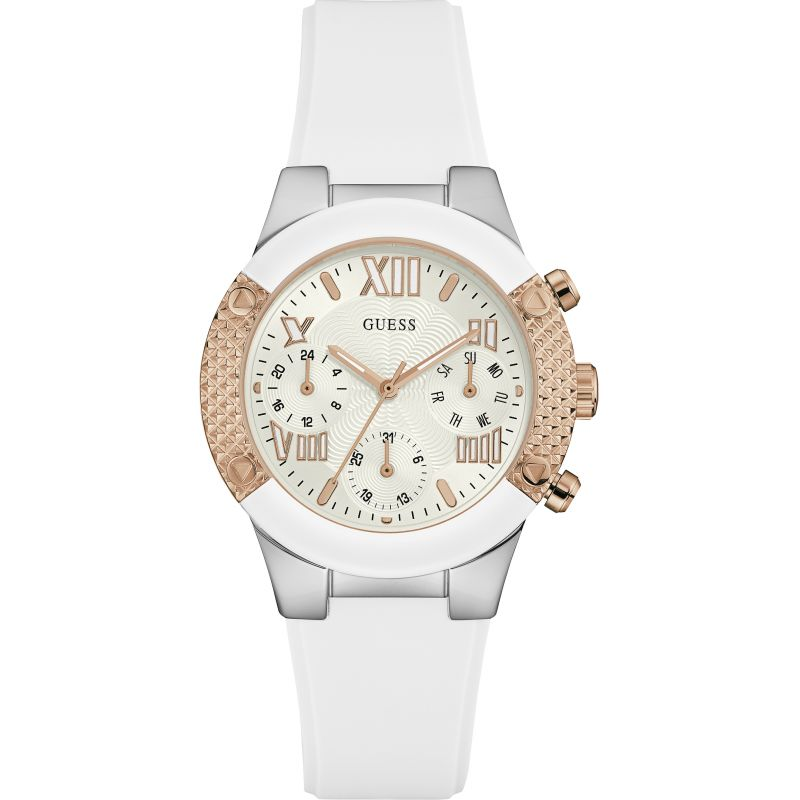 Ladies Guess Rockstar Watch W0773L1
