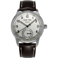 Mens Alpina Alpiner Heritage Automatic Watch