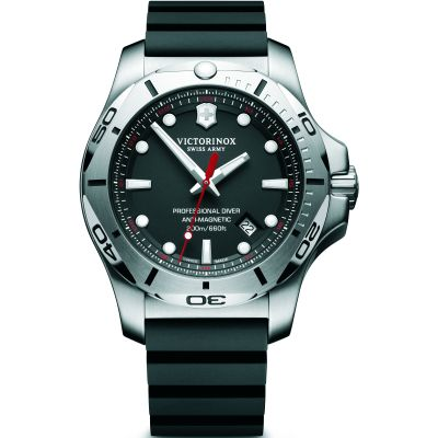 Mens Victorinox Swiss Army INOX Professional Diver Watch 241733