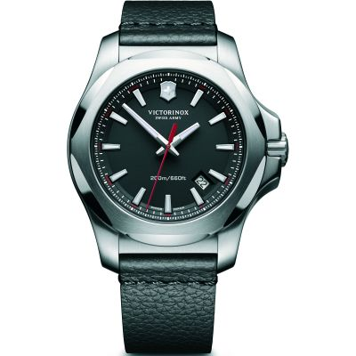 Mens Victorinox Swiss Army INOX Watch 241737