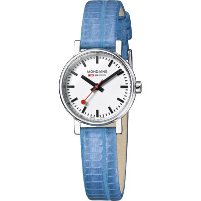 Ladies Mondaine Swiss Railways Evo Watch A6583030111SBD