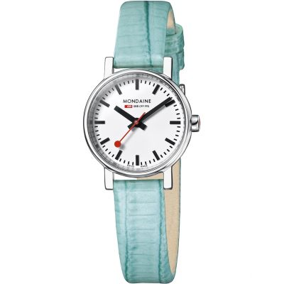 Ladies Mondaine Swiss Railways Evo Watch A6583030111SBF
