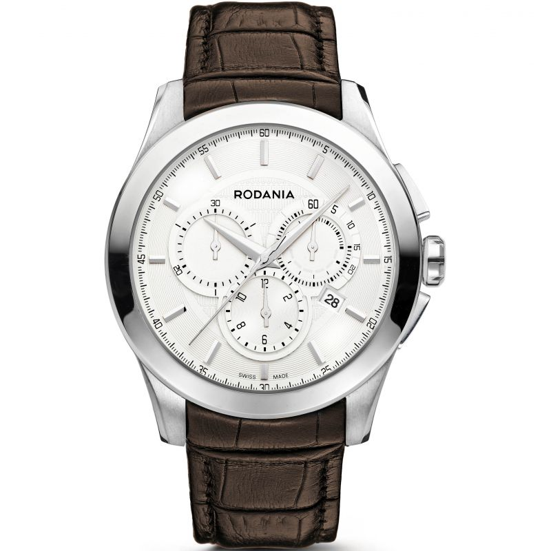 Mens Rodania Swiss Chic Classics Chronograph Watch