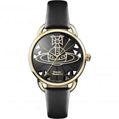 Ladies Vivienne Westwood Leadenhall Watch VV163BKBK