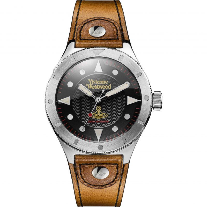 Mens Vivienne Westwood Smithfield Cuff Watch