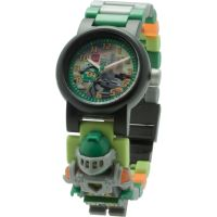 Childrens LEGO Nexo Knights Aaron Minifigure Link Watch 8020523