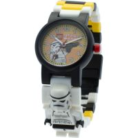 Childrens LEGO Star Wars Stormtrooper Minifigure Link Watch 8020424