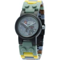 Childrens LEGO Star Wars Boba Fett Watch 8020363