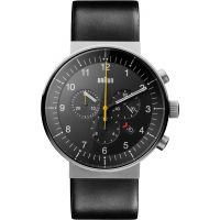 Mens Braun BN0095 Prestige Chronograph Watch