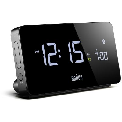 Braun Clocks BNC020 BNC020BK