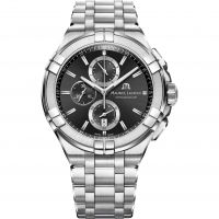 Mens Maurice Lacroix Aikon Chronograph Watch