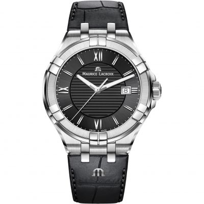 Mens Maurice Lacroix Aikon Watch AI1008-SS001-330-1
