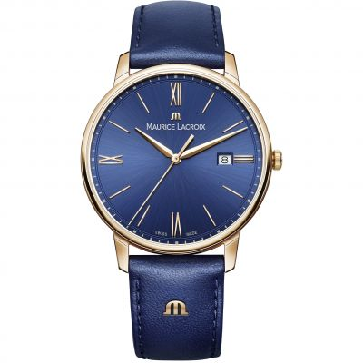 Mens Maurice Lacroix Eliros Watch EL1118-PVP01-411-1