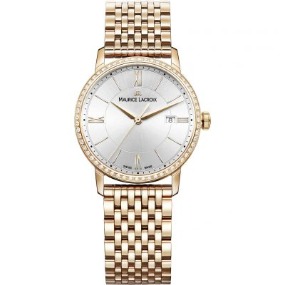 Ladies Maurice Lacroix Eliros Diamond Watch EL1094-PVPD6-112-1