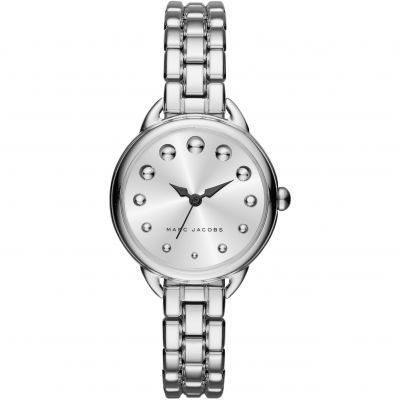 Marc Jacobs Betty Damklocka Silver MJ3497