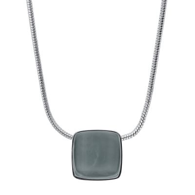 Ladies Skagen Stainless Steel Seaglass Necklace SKJ0868040