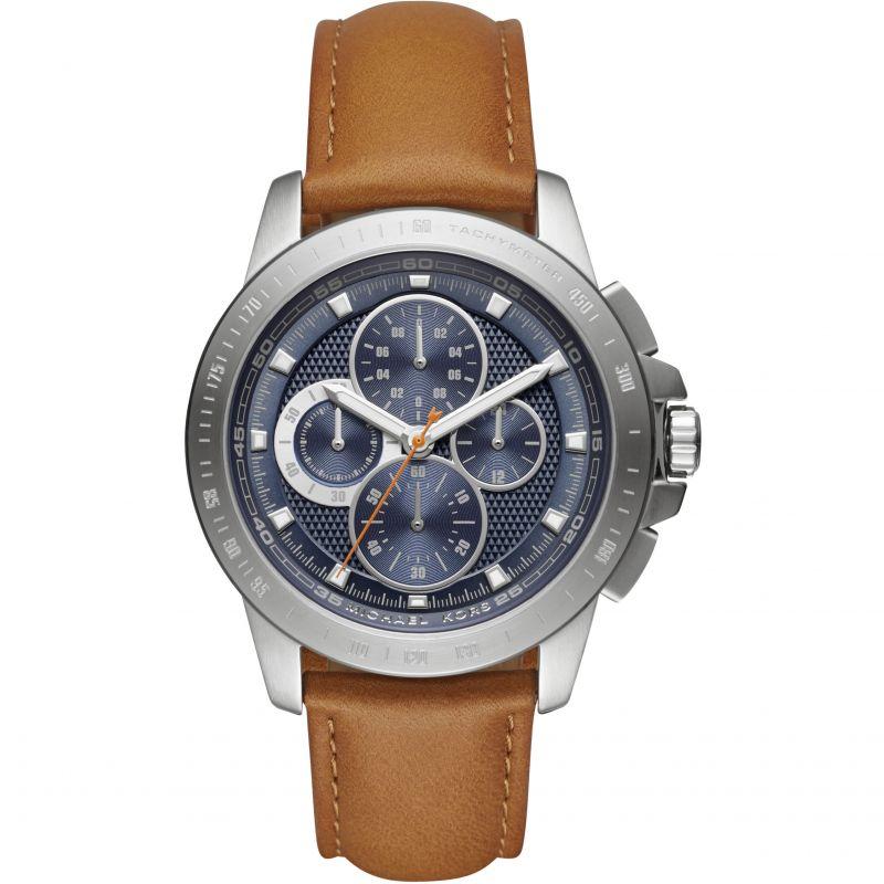 Mens Michael Kors Ryker Chronograph Watch