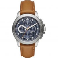 Mens Michael Kors Ryker Chronograph Watch MK8518