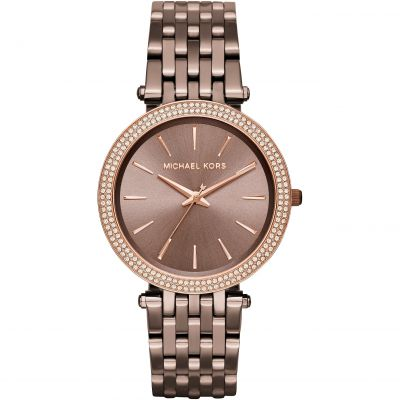 Ladies Michael Kors Sable Watch MK3416