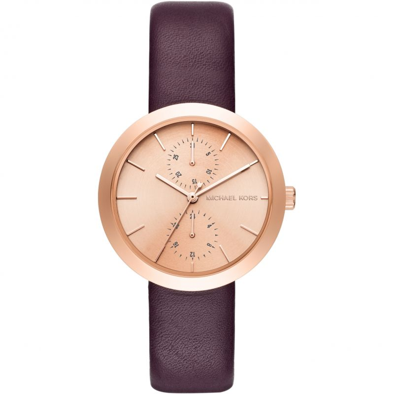 Ladies Michael Kors Autumn Lux Watch MK2575