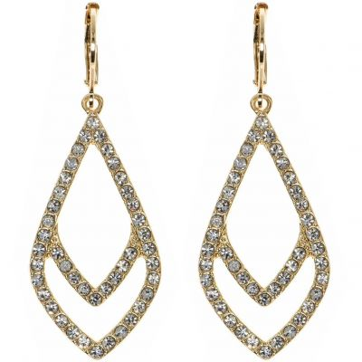 Biżuteria damska Anne Klein Jewellery Socialite Earrings 60440091-887