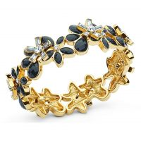 Anne Klein Jewellery Holiday Scene Bracelet JEWEL