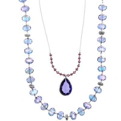 Biżuteria damska Lonna And Lilly Double necklace 60373989-Z01