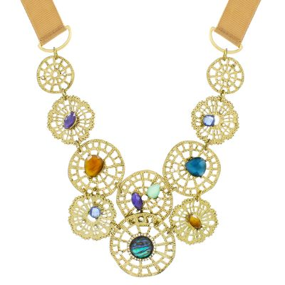 Biżuteria damska Lonna And Lilly Fancy Filigree Necklace 60441103-Z01