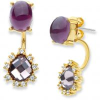 Ladies Lonna And Lilly Base metal Bead Brilliance Earrings 60441180-E50
