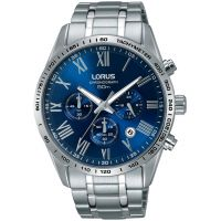 Mens Lorus Chronograph Watch RT387FX9