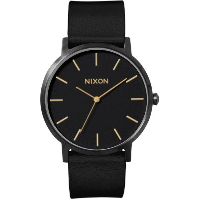 Orologio da Uomo Nixon The Porter Leather A1058-1031