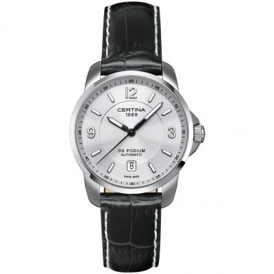 Mens Certina DS Podium Automatic Watch C0014071603700