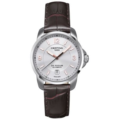 Mens Certina DS Podium Automatic Watch C0014071603701