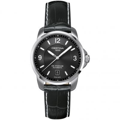 Certina DS Podium Herenhorloge Zwart C0014071605700