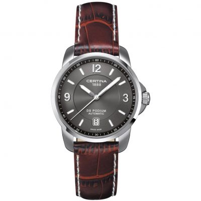 Mens Certina DS Podium Automatic Watch C0014071608700