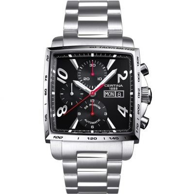 Montre Chronographe Homme Certina DS Podium Square C0015141105700